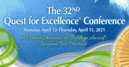 2021 Baldrige Quest for Excellence Conference