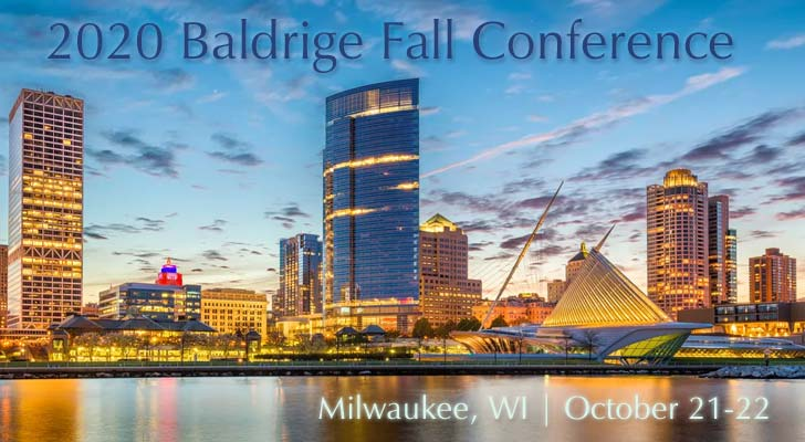 2020 Baldrige Fall Conference